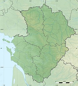 Poitou-Charentes region relief location map.jpg
