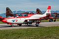Poland - Air Force PZL-Mielec TS-11 Iskra Iskra 6 (22065504316).jpg