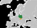 Poland Slovakia Locator.png