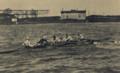 Polski Klub Wioślarski w Gdański - czwórka na zawodach w Gdańsku 1931.png