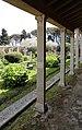 Pompei, regio II, insula 4, 3 praedia di giulia felice, 08 loggiato.jpg