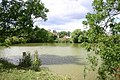 Pond at Chevington Hall Farm - geograph.org.uk - 33116.jpg