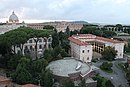 Pontifical Urban University from above.JPG