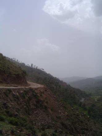 Poonch district, India - Image: Poonch 2