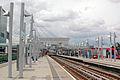 Poplar DLR station 2009 geograph-3968877-by-Ben-Brooksbank.jpg