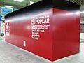 Poplar Shin-Osaka station platform stand south 2.JPG