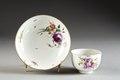 Porslinsfat och kopp från 1760-talet - Hallwylska museet - 93754.tif