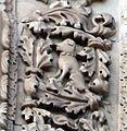 Porta dei canonici di Lorenzo di Giovanni d'Ambrogio e Piero di Giovanni Tedesco, 06 cane.jpg