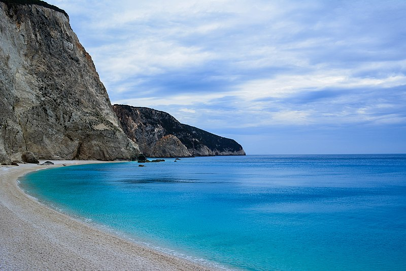 Lefkada Island in Greece Greek Islands