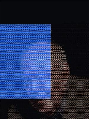 Dieter Jung (artist) - Dieter Jung, Yuri Denisyuk, 2005, Inkjet/Archival Paper