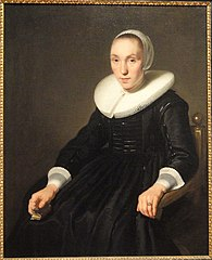 Portrait of a Young Woman with a Small Book