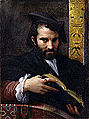 Portrait of a man with a Book by Parmigianino YORAG 739.jpg