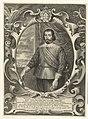 Portret van Francisco de Melo Redvcis fortunae Belgicae ac faelix gvbernator (titel op object), RP-P-1893-A-17988.jpg