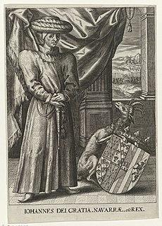 John III of Navarre King of Navarre