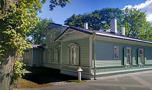 Jaan Poska - Poska's house in Tallinn