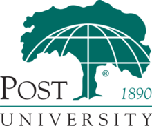 Image result for Post University Logo