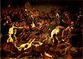 Poussin La Victoire de Gédéon contre les Madianite.jpg