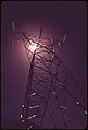 Power Transmission Tower at the Dalles Dam on the Columbia River 05-1973 (4272377108).jpg