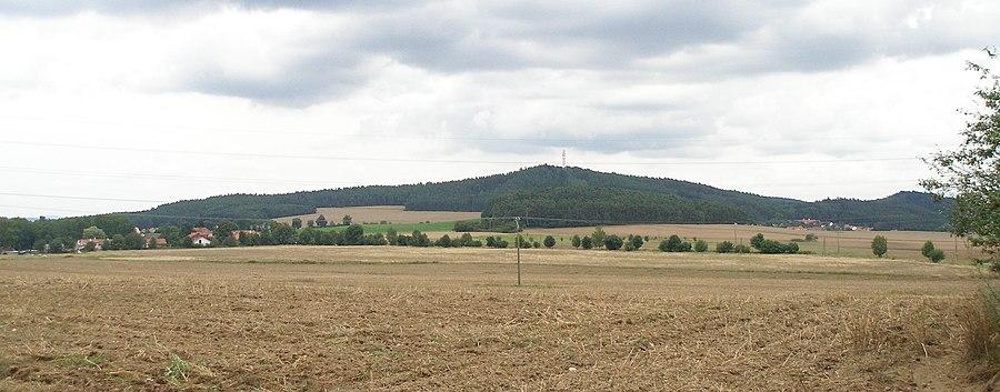 Mokrsko mine