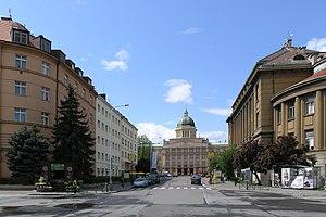 Prague 6 - Zikova street, Prague 6