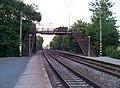 Praha-Strašnice zastávka, lávka.jpg