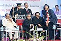 Pranab Mukherjee inaugurating the 66th annual session of Indian Institute of Chemical Engineers (IIChE), CHEMCON 2013, at Institute of Chemical Technology, in Mumbai. The Governor of Maharashtra.jpg
