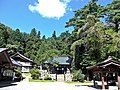 Precincts of Yamatsumi-jinja shrine of Iitate village 1.JPG