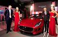 Premier Motors Unveils the Jaguar F-TYPE in Abu Dhabi, UAE (8739616711).jpg