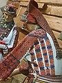 Preparing Erzya bride's dowry. One of the older women 08.jpg