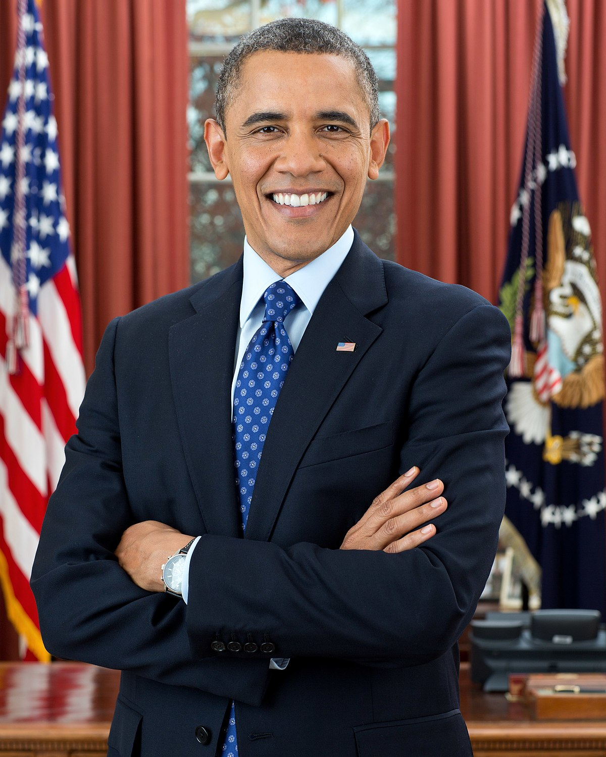 barack hussein obamas thesis Inaugural address by president barack obama united states capitol 11:55 am est the president: vice president biden, mr chief justice.