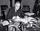 Franklin Delano Roosevelt: Age & Birthday