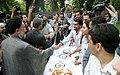 President Mohammad Khatami, Correspondents' Dinner party (2 8404230040 L600.jpg