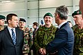 Press trip to visit the allied forces stationed in Tapa. Meetings with NATO units and key figures from the Estonian defence and allied forces (36898307332).jpg