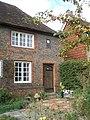 Pretty cottage in Symonds Street - geograph.org.uk - 1546463.jpg