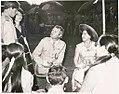 Princess Margaret at a Regimental Tea Party in Cyprus in 1977.jpg
