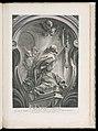 Print, St. Aignan Evêque d'Orleans (St. Aignan Bishop of Orleans), plate 111, in Oeuvres de Juste-Aurèle Meissonnier (Works by Juste-Aurèle Meissonnier), 1748 (CH 18222813-2).jpg