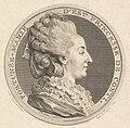 Print of a Portrait Medal of Fortunée-Marie d'Est, Princesse de Conti MET DP828962.jpg