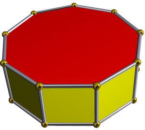 Enneagonal prism - Image: Prism 9