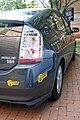 Prius California HOV sticker 06 2010 9535.JPG