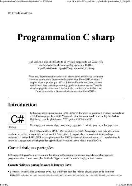 C in Depth Third Edition