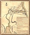 Project for the attack of Ticonderoga, proposed to be put in execution as near as the circumstances and ground will admit of. May 29th. 1759. LOC gm71000611.jpg