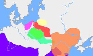 History of Proto-Slavic - Image: Przeworsk Chernyakhov