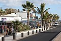 Puerto del Carmen, the Avenida de las Playas.JPG