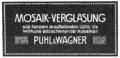 Puhl und Wagner Inserat Mosaikverglasung.png