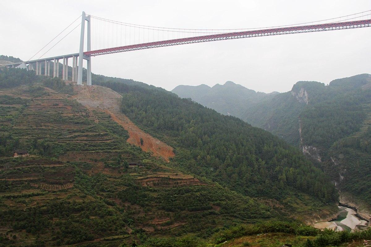 Image result for Qingshui River Bridge