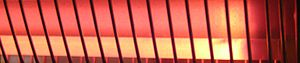 Infrared heater - Quartz heater