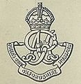 Queen's Own Oxfordshire Hussars badge.jpg