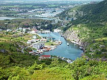 Quidi Vidi from Cuckhold's Cove Head.JPG