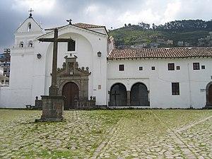 Culture of Ecuador - The Spanish Historical Center in Quito, Ecuador