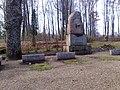 R.Blaumaņa kapa vieta - panoramio.jpg